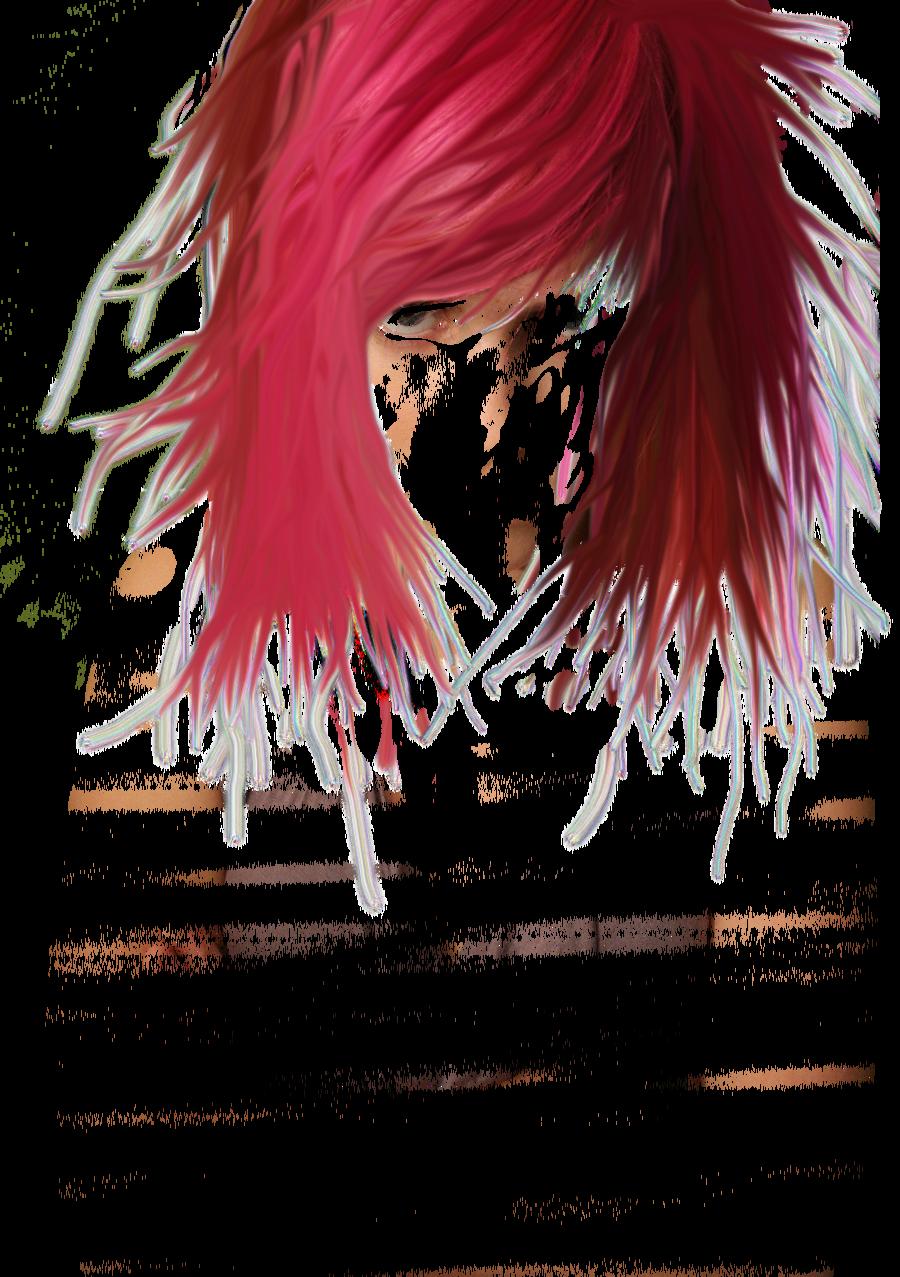 Anime Hair PNG - 169007
