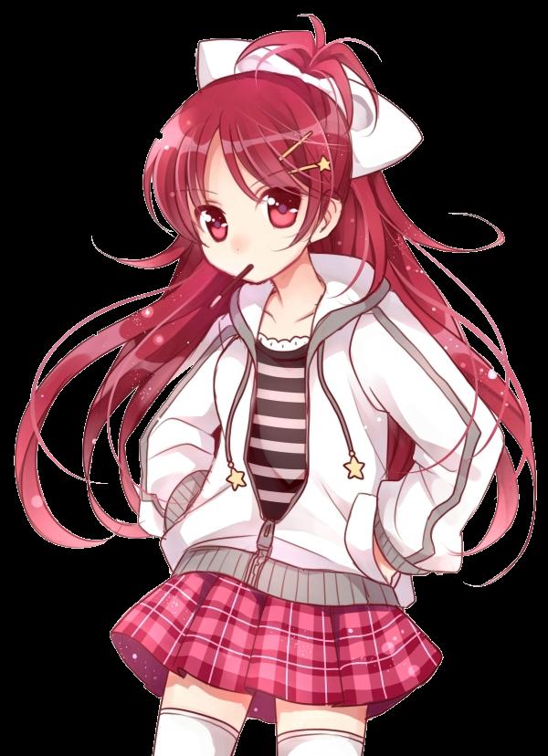 Anime Girl PNG Photos - Anime HD PNG