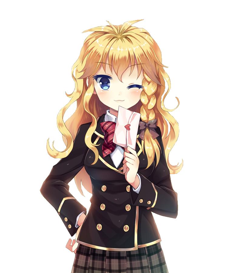 Anime PNG - 7622