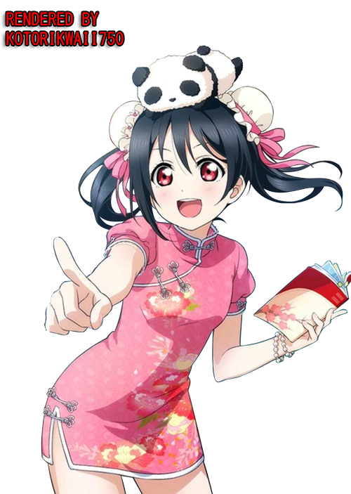 miobukii 47 0 [Render #110]-Nico Yazawa by KotoriKawaii750 - Anime PNG