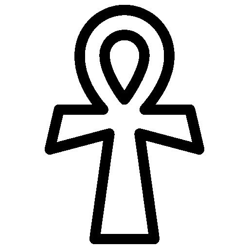 512x512 pixel - Ankh PNG HD