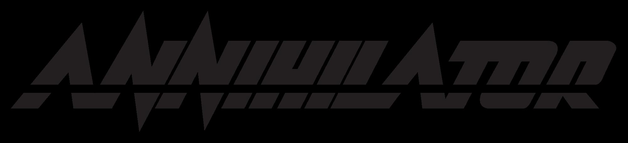 Annihilator Logo Vector PNG