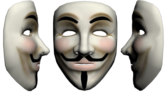 Anonymous Mask Png Pic PNG Image - Mask PNG