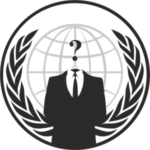 Anonymous Logo Vector - Anonymous Vector PNG
