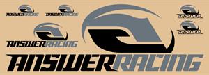 Answer Racing Logo Vector PNG - 113853