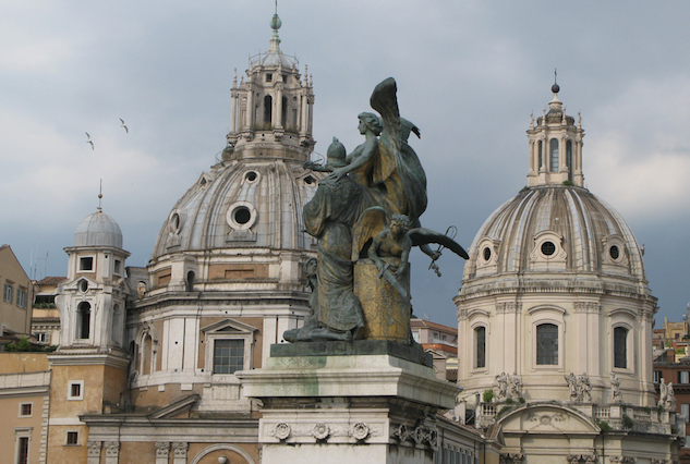 Antikes Rom - Auf den Spuren von Julius Cäsar