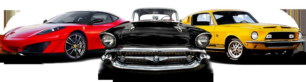 Classic Car Transparent Background - Antique Car PNG HD