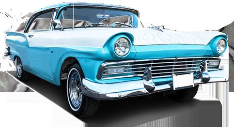 Classic Car Transparent PNG - Antique Car PNG HD