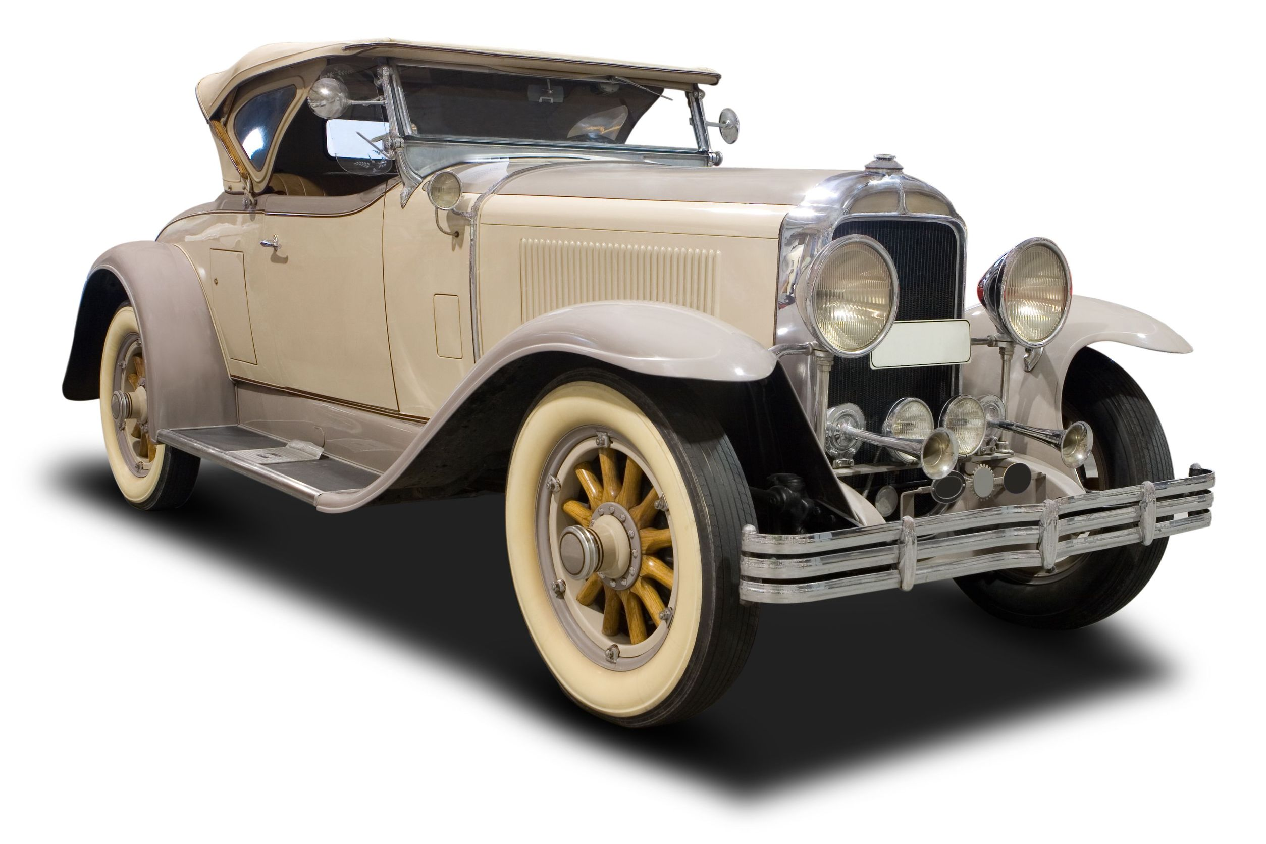 Antique Car PNG HD - 128265