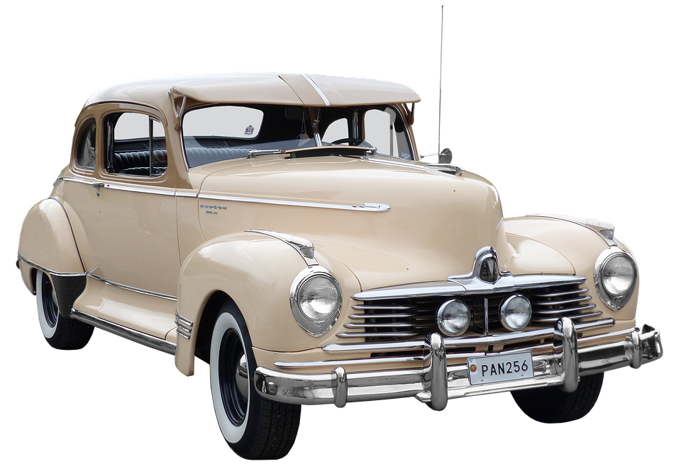 Antique Car PNG HD - 128269