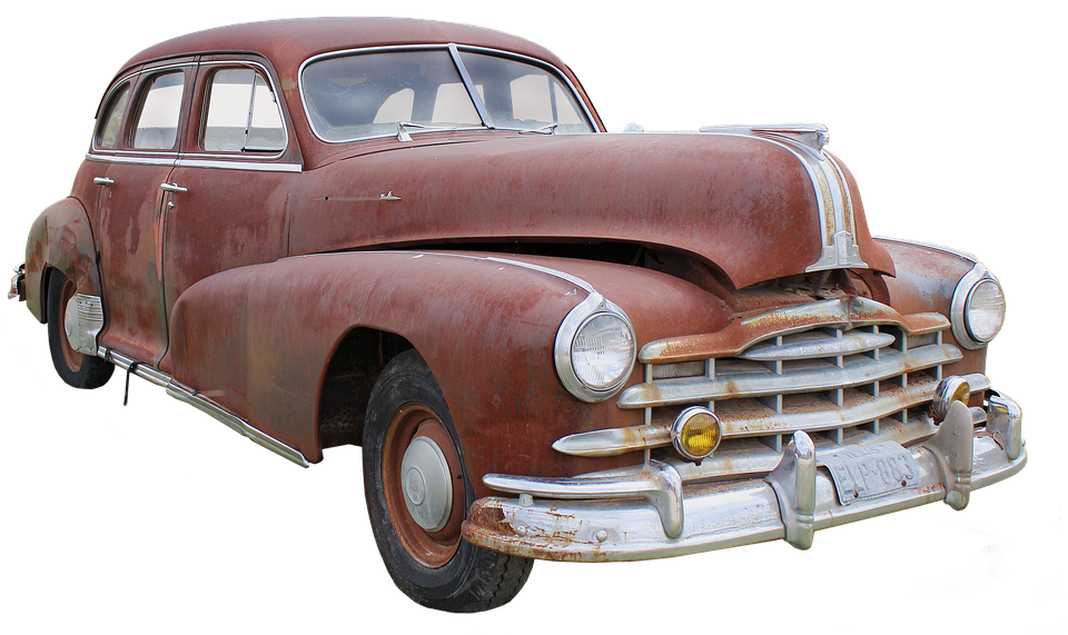 Antique Car PNG HD - 128270