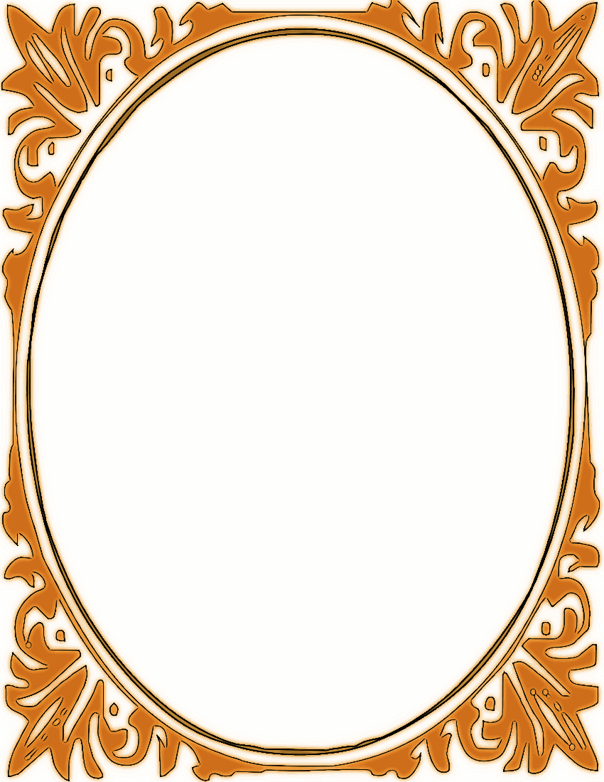 oval frame antique -  /page_f