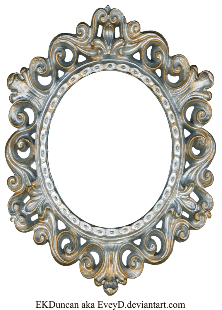 Winchester Oval Frame # 451 -