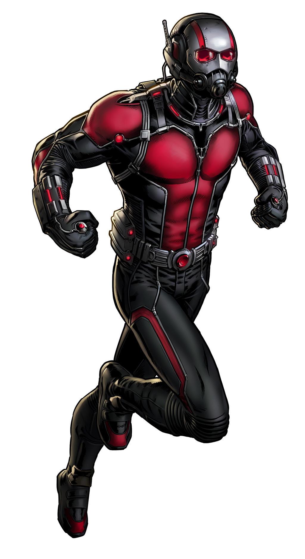 Ant-Man (Scott Lang) (Earth-1600).png - Antman HD PNG