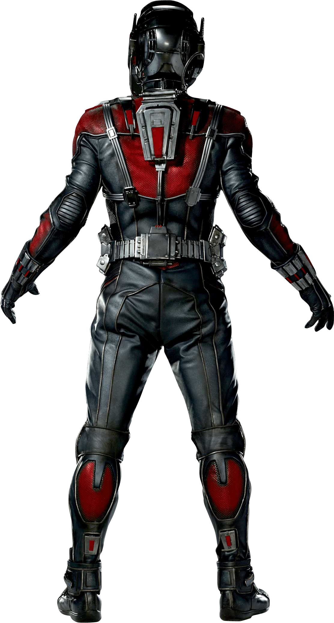 Ant-Man Suit Back.png - Antman HD PNG