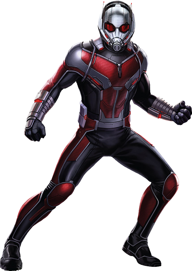Ant-Man Suit CW.png - Antman PNG