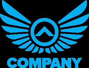 Company Eagle Wings Logo Template - Logo Apa Eagle PNG - Apa Eagle Logo PNG
