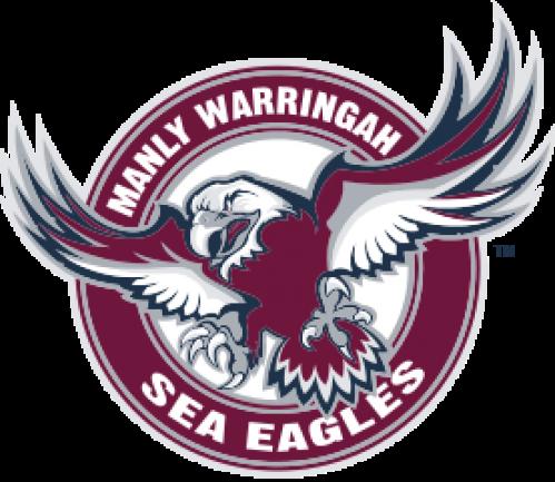 Manly Warringah Sea Eagles Logo - Apa Eagle Logo PNG