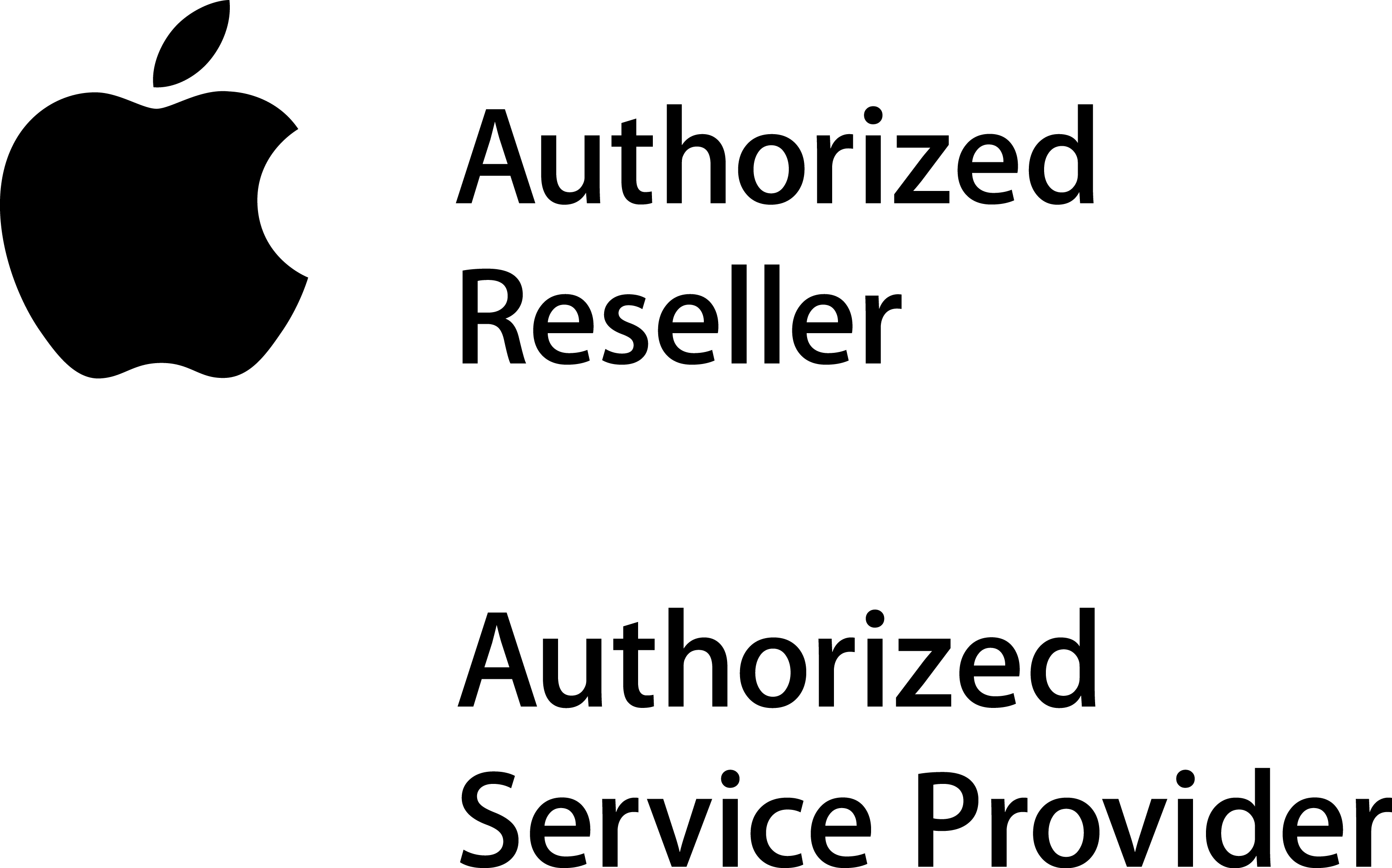Apple Authorized Reseller and Authorized Service Provider logo - Apple  Authorized Dealer PNG - Apple Authorized Reseller PNG