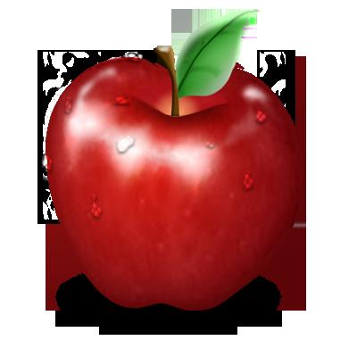 apple, food, fruit icon. Download PNG - Apple Fruit PNG