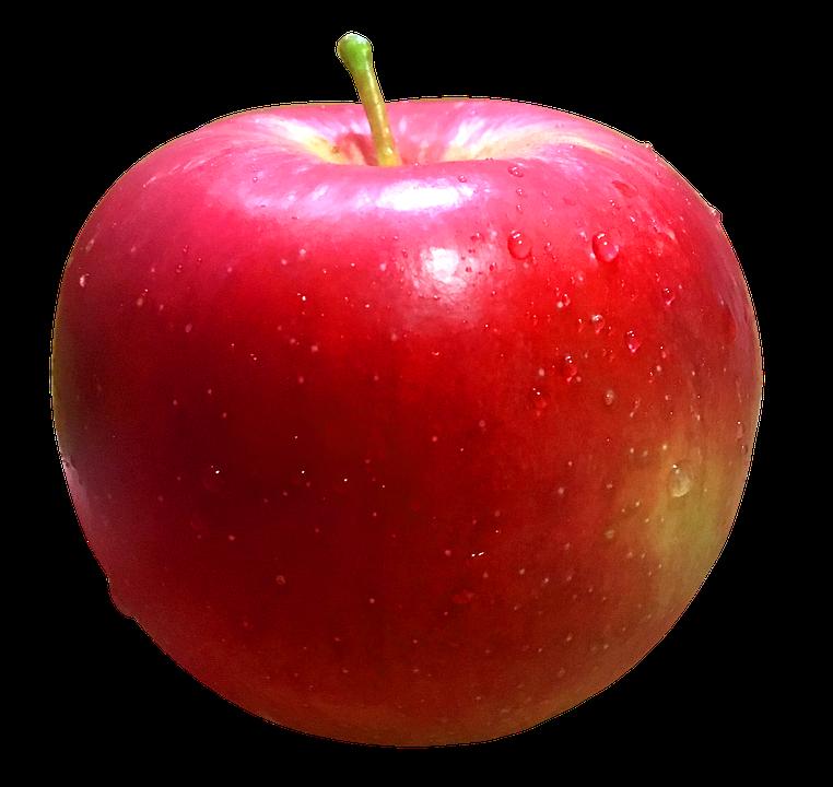 Food, Fruit, Apple, Fresh Apples, Red Apple - Apple Fruit PNG