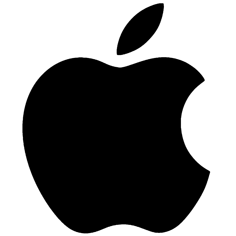 Apple Logo Clipart - Apple HD PNG