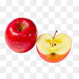 HD Fuji apple, HD Fuji Apple, Fruit, Imported Fruit PNG Image - Apple HD PNG