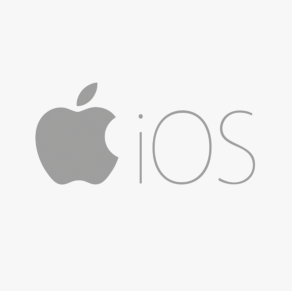 Apple iOS - Apple Ios Logo PNG