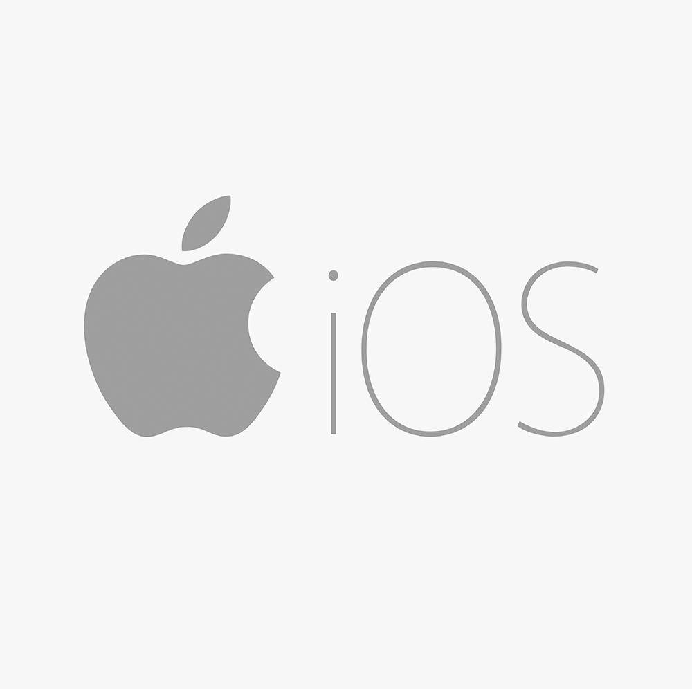Apple Ios Logo PNG - 31882