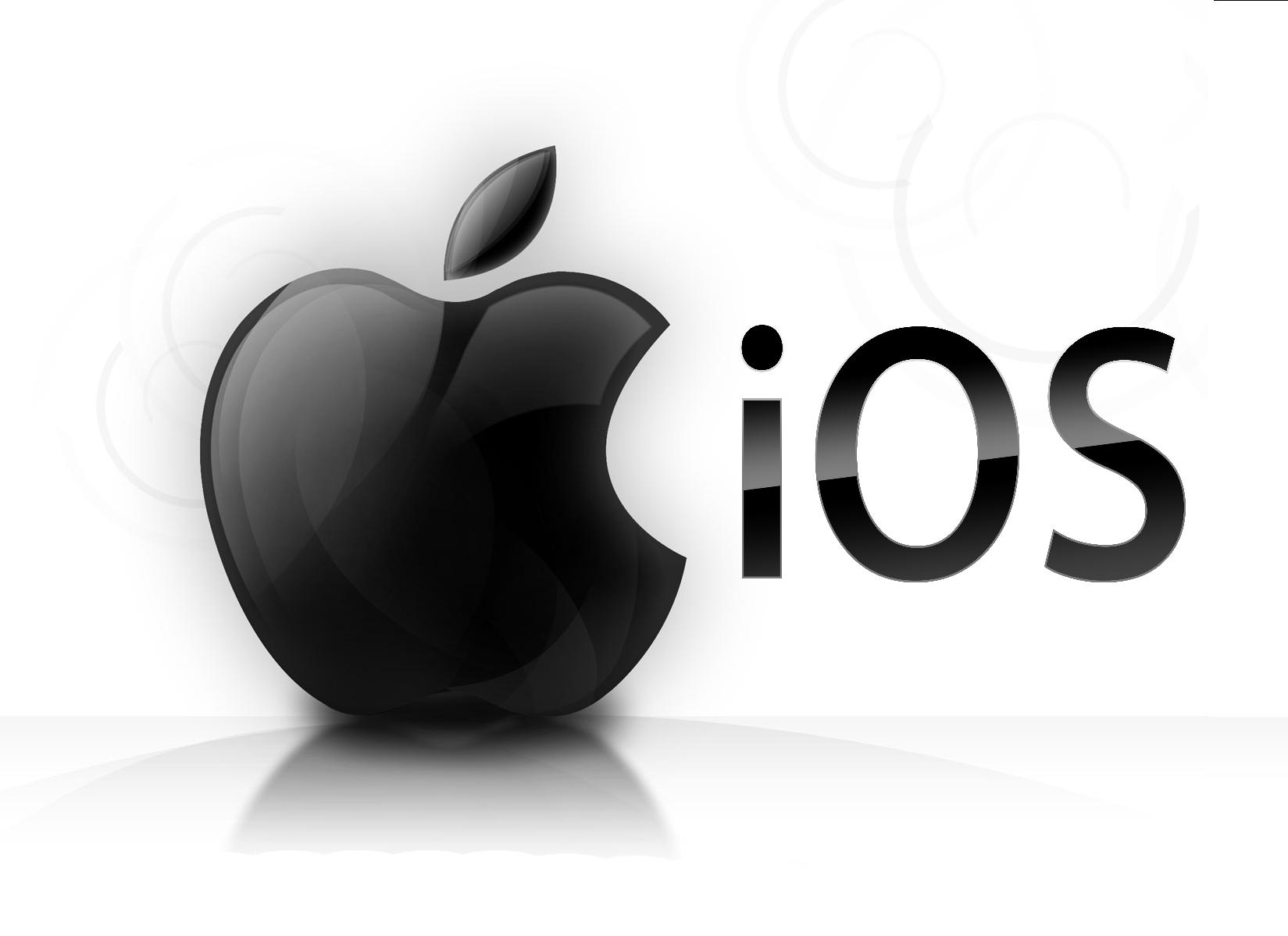 Apple Ios Logo PNG - 31885