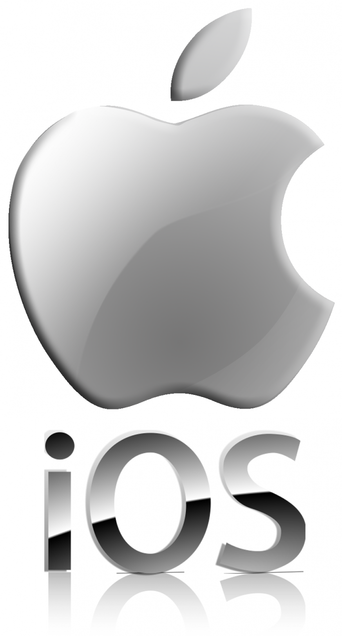 png 689x1280 App logo transparent background - Apple Ios Logo PNG