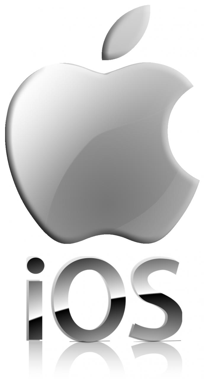 Apple Ios Logo PNG - 31893