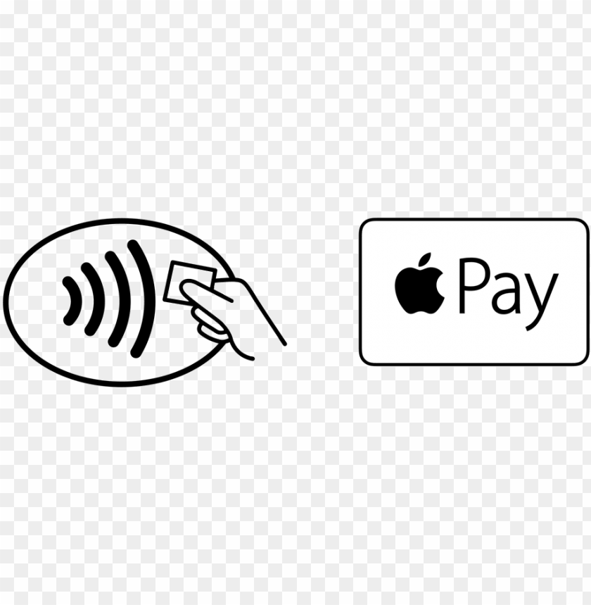 Apple Pay Logo - Apple Pay Ic