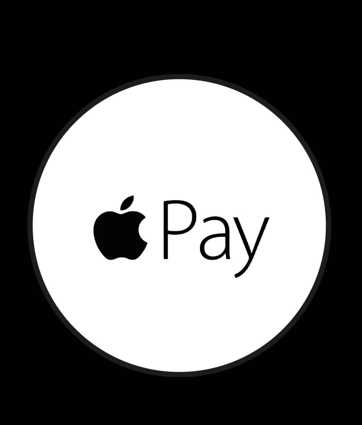 Apple Pay Logo Circle - Thyngs - Apple Pay Logo PNG