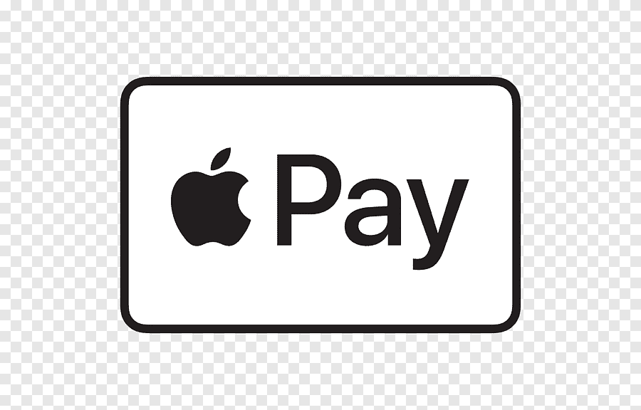Apple Pay Mobile Payment Google Pay, Apple, Text, Rectangle Png Pluspng.com  - Apple Pay Logo PNG