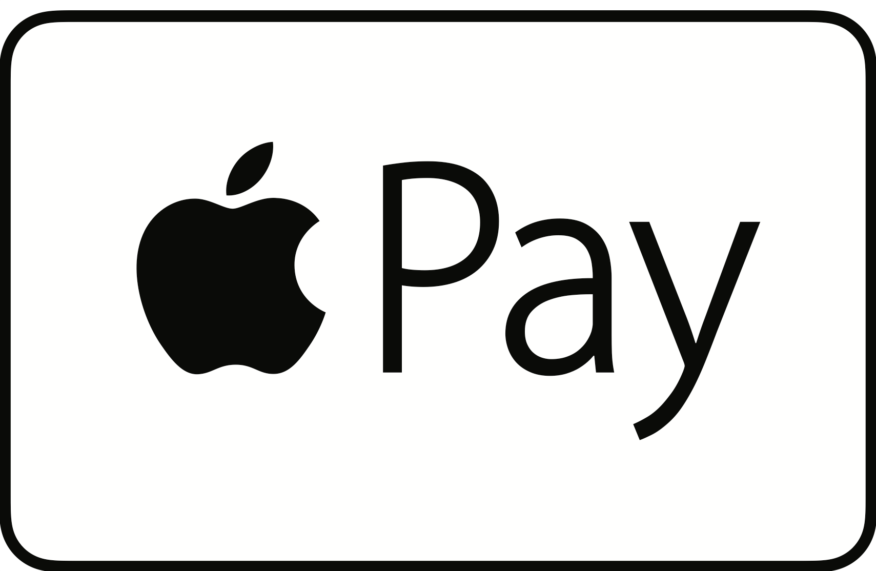 Friday Five: Apple Pay Is Easy To Use, Very Secure And Pluspng.com  - Apple Pay Logo PNG