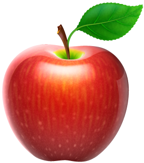 Apple Fruit - Apple PNG