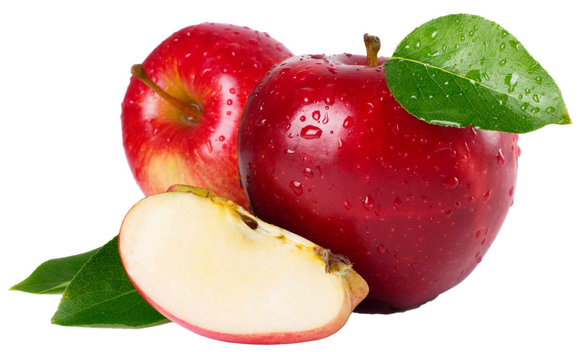 Apple Fruit Transparent PNG - Apple PNG