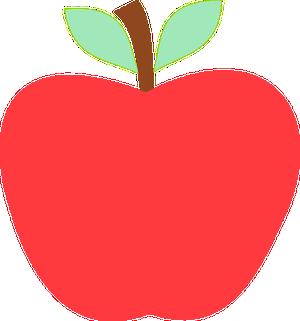 apple png for teachers transparent apple for teachers png images rh pluspng com Apple Clip Art Teacher Page Borders