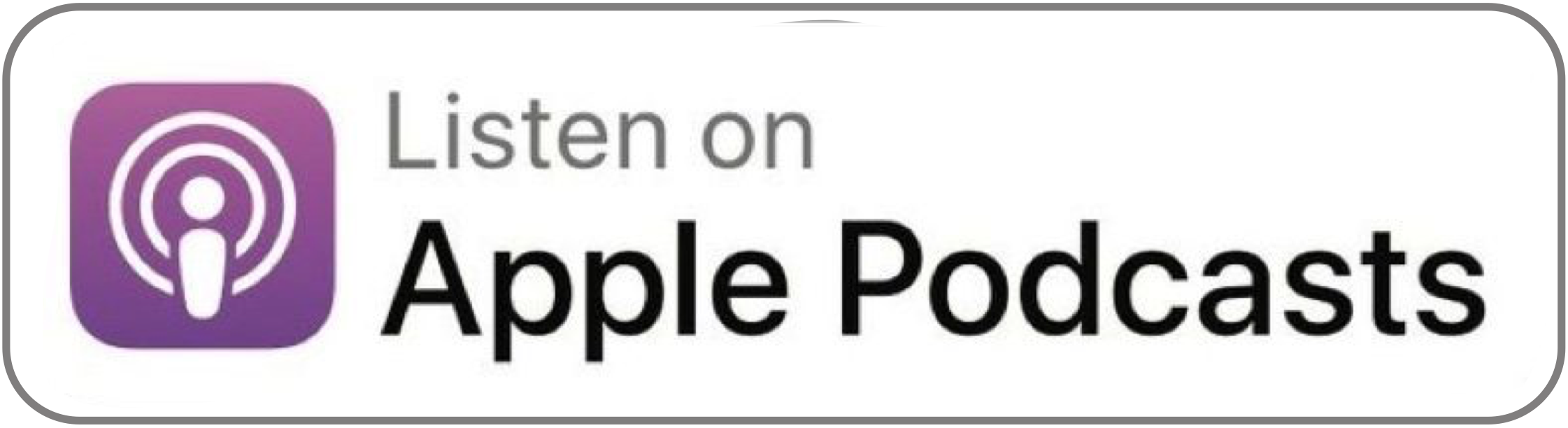 ApplePodcastLogo - Apple Podcast PNG