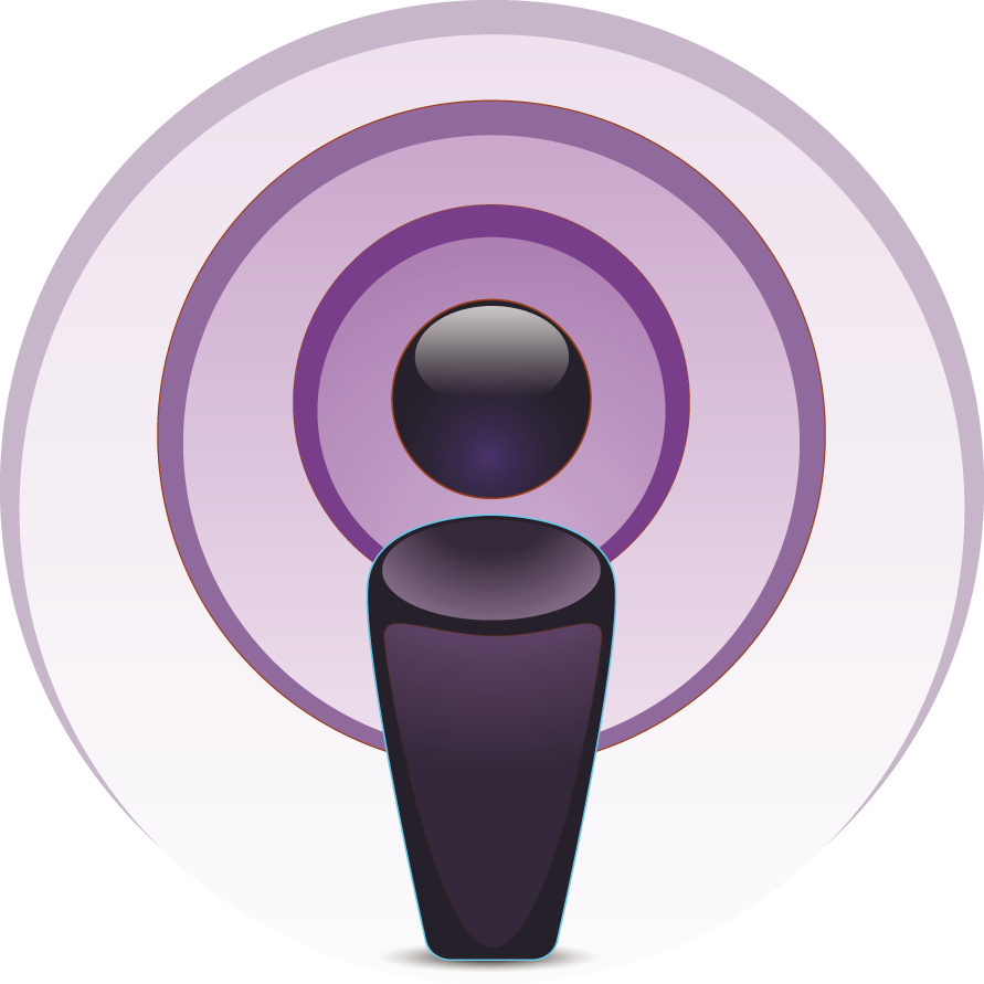 Datei:Apple Podcast logo.png - Apple Podcast PNG