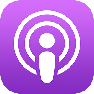 Podcasts App Icon - Apple Podcast PNG