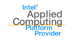 Intel Applied Computing - Applied Materials Logo Vector PNG