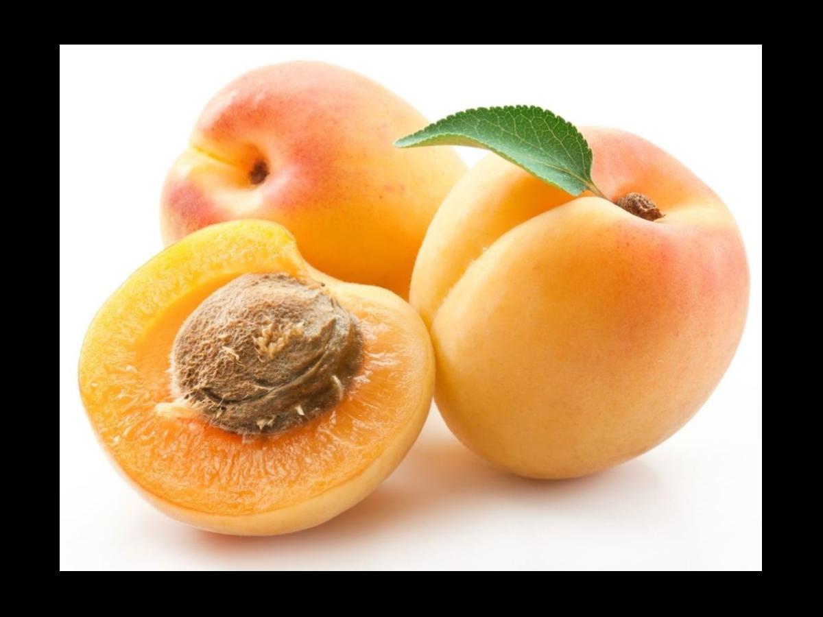 Apricots, raw - Apricot HD PNG