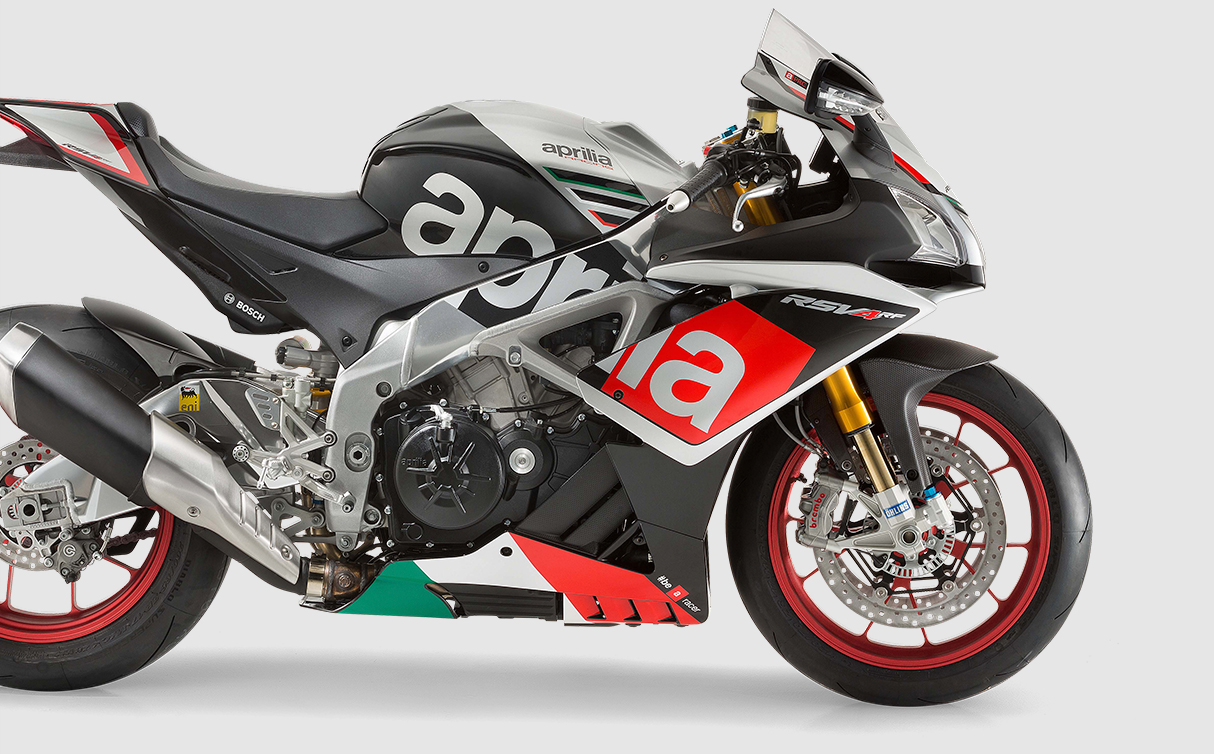 Advanced APRC - Aprilia Motor Vector PNG