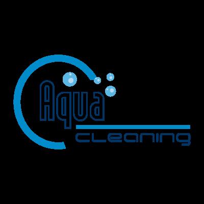 Aqua Cleaning vector logo - Aqua Cleaning Logo Vector PNG