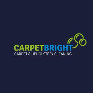 Carpet Bright UK Logo Vector - Aqua Cleaning Logo Vector PNG