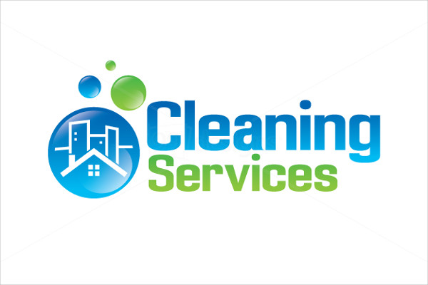 cleaning services logo - Aqua Cleaning Logo Vector PNG