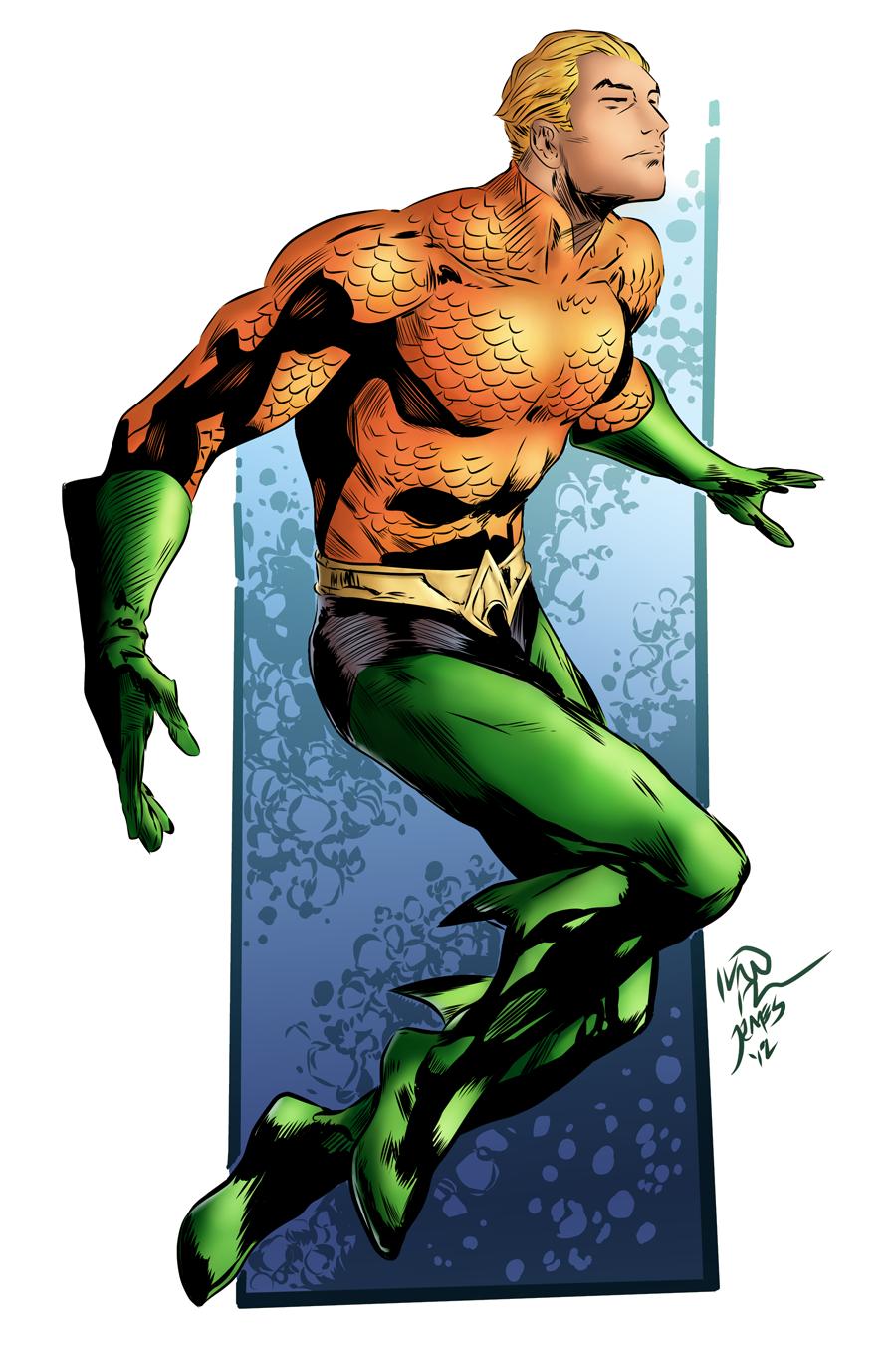 Aquaman - Aquaman PNG