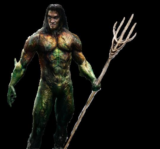 Aquaman (Jason Momoa) PNG Render by MrVideo-VidMan PlusPng.com  - Aquaman PNG